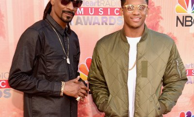 Snoop Dogg & Cordell Broadus