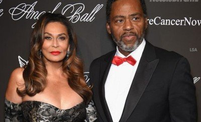 Tina-Knowles-and-Richard-Lawson-at-the-2014-Angel-Ball