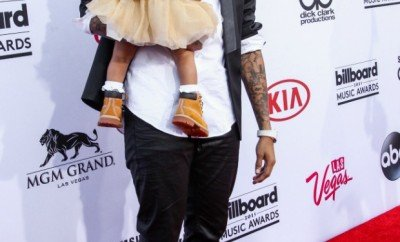 051815-billboard-music-awards-chris-brown-daughter-royalty