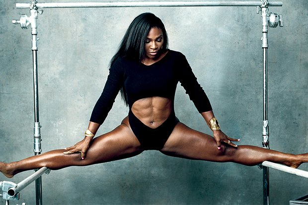 Image result for serena williams sports illustrated