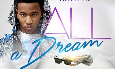 All A Dream, Final Cover