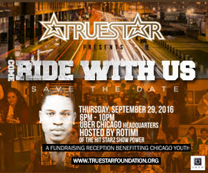 "True Star Foundation Fundraiser ""Come Ride With Us"""