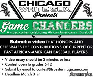 Chicago White Sox #GameChangers Contest